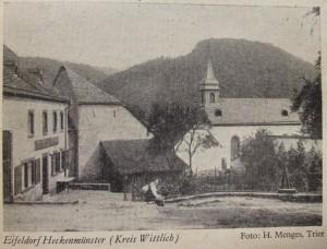 Gasthaus-Kirche