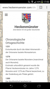 Heckenmünster-Mobil