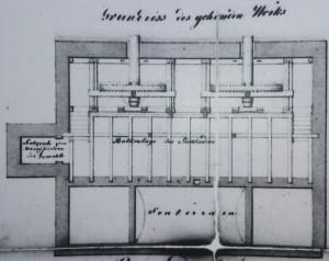 Grundriss-Plan-Längsschnitt-Karlsmühle-2