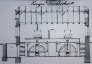 Grundriss-Plan-Längsschnitt-Karlsmühle-1